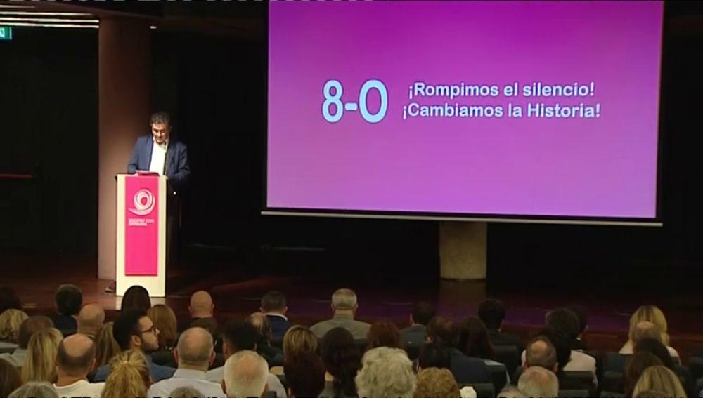 Sociedad Civil Catalana se queja de que Pedro Sánchez no haya querido reunirse con ellos