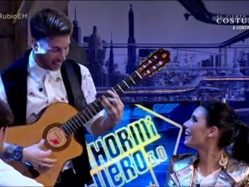 La sorpresa de Sergio Ramos a Pilar Rubio en 'El Hormiguero 3.0'