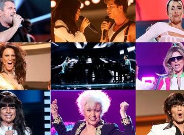 ¡Vota por la mejor actuación de la quinta gala de la octava edición de 'Tu cara me suena'!