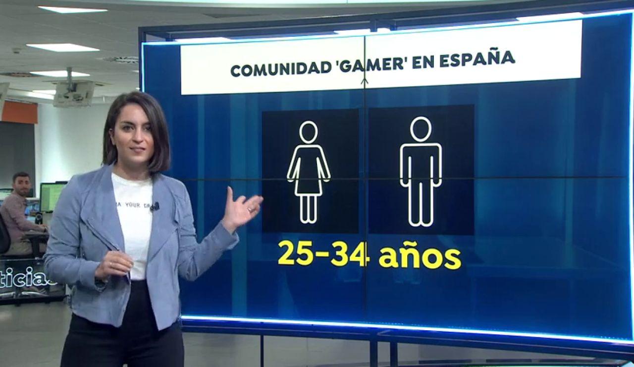 Radiografía 'gamer': Así son los jugadores de nuestro país