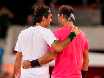 "Federer:  ""Rafa me dijo que lloró cuando yo gané Roland Garros en 2009""."