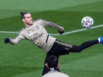El agente de Bale asegura que el galés no puede entrenarse 5 días a la semana