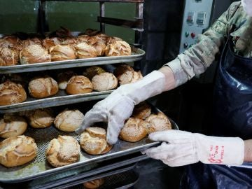 Elaboración de pan