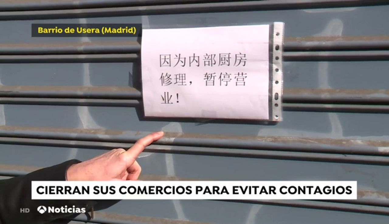 CHINOS MADRID