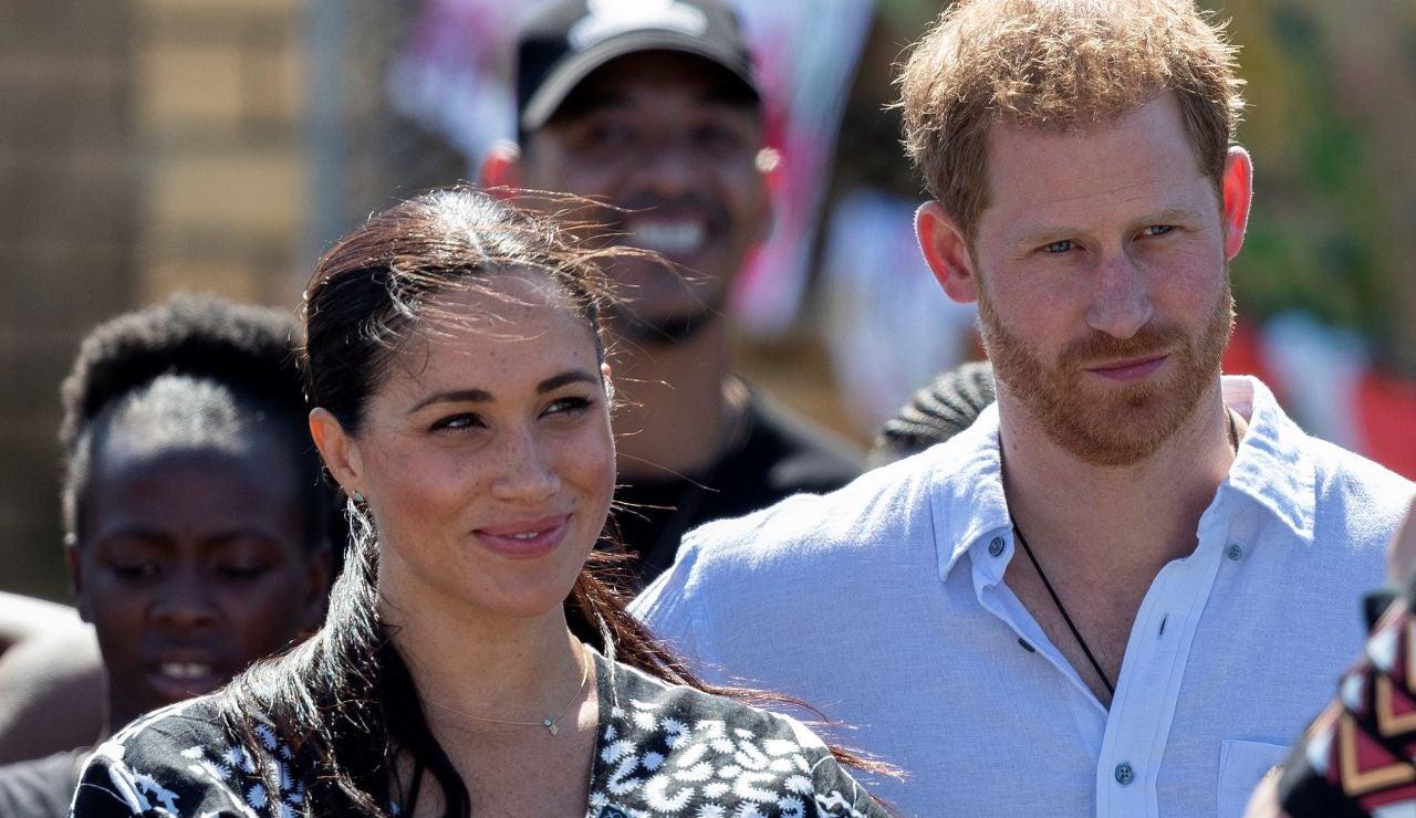 Enrique y Meghan tras su abandono en la Familia Real