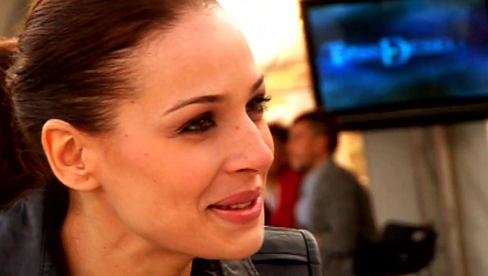 Eva González comparte sus recuerdos de 'Tres deseos', el programa que presentó antes de 'La Voz' en Antena 3