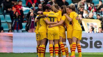 El Barcelona se lleva la primera Supercopa de España femenina