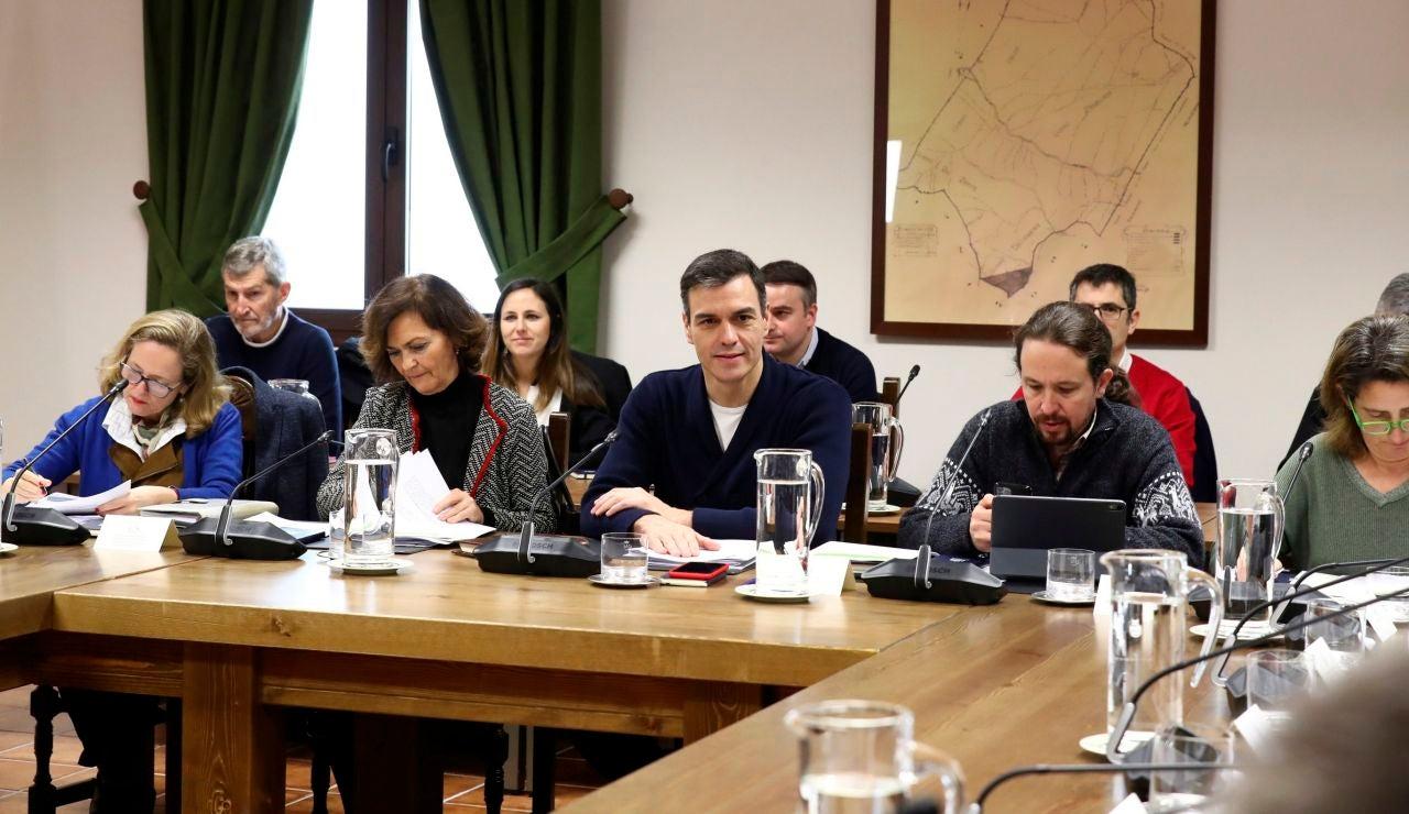Reunión finca estatal Quintos de Mora