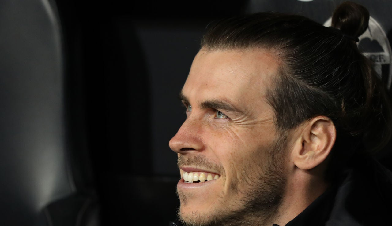 Bale vuelve a la convocatoria