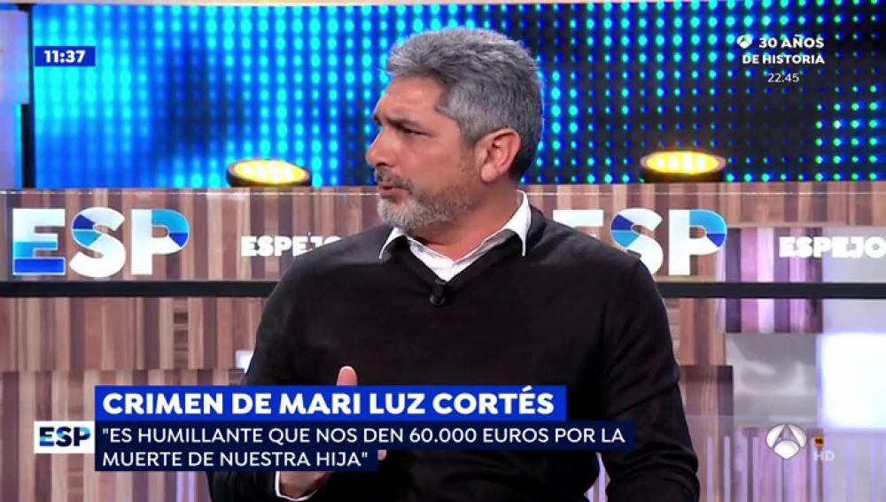 Juan José Cortés: Me arrepiento enormemente de haber entrado en política
