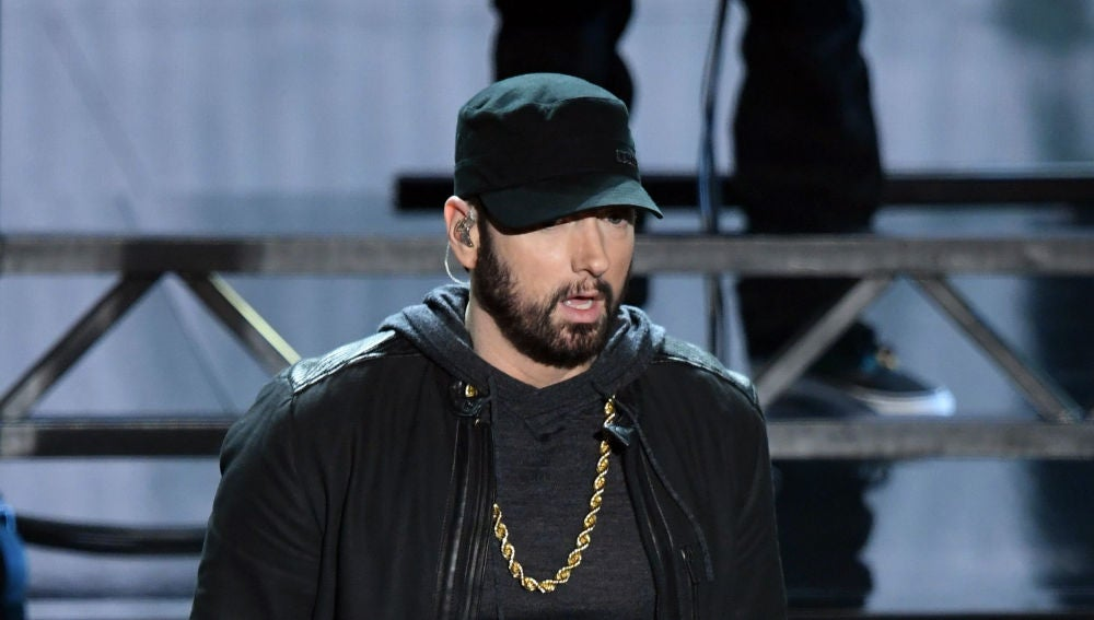 Premios Oscar 2020: Eminem actúa por sorpresa en la ceremonia de los Óscar con la canción de la película '8 Millas'