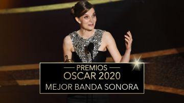 Premios Oscar 2020: Hildur Guðnadóttir, Mejor banda sonora por 'Joker'
