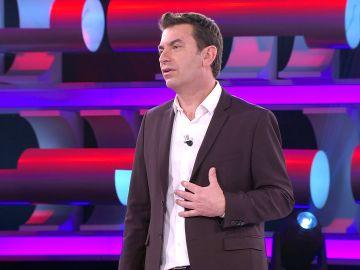 La loca y revolucionaria idea profesional de Arturo Valls en '¡Ahora caigo!'