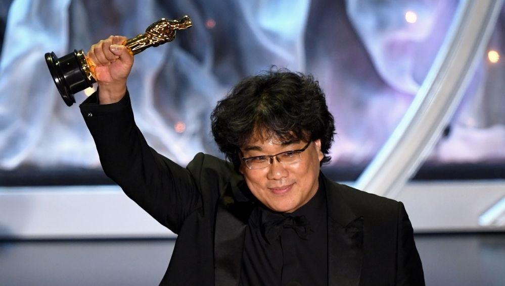 Bong Joon-ho y 'Parásitos' arrasan en los Oscar