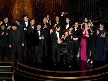 'Parásitos' gana el Oscar a la Mejor Película