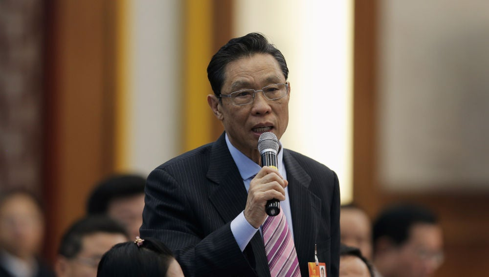 Zhong Nanshan, coronavirus