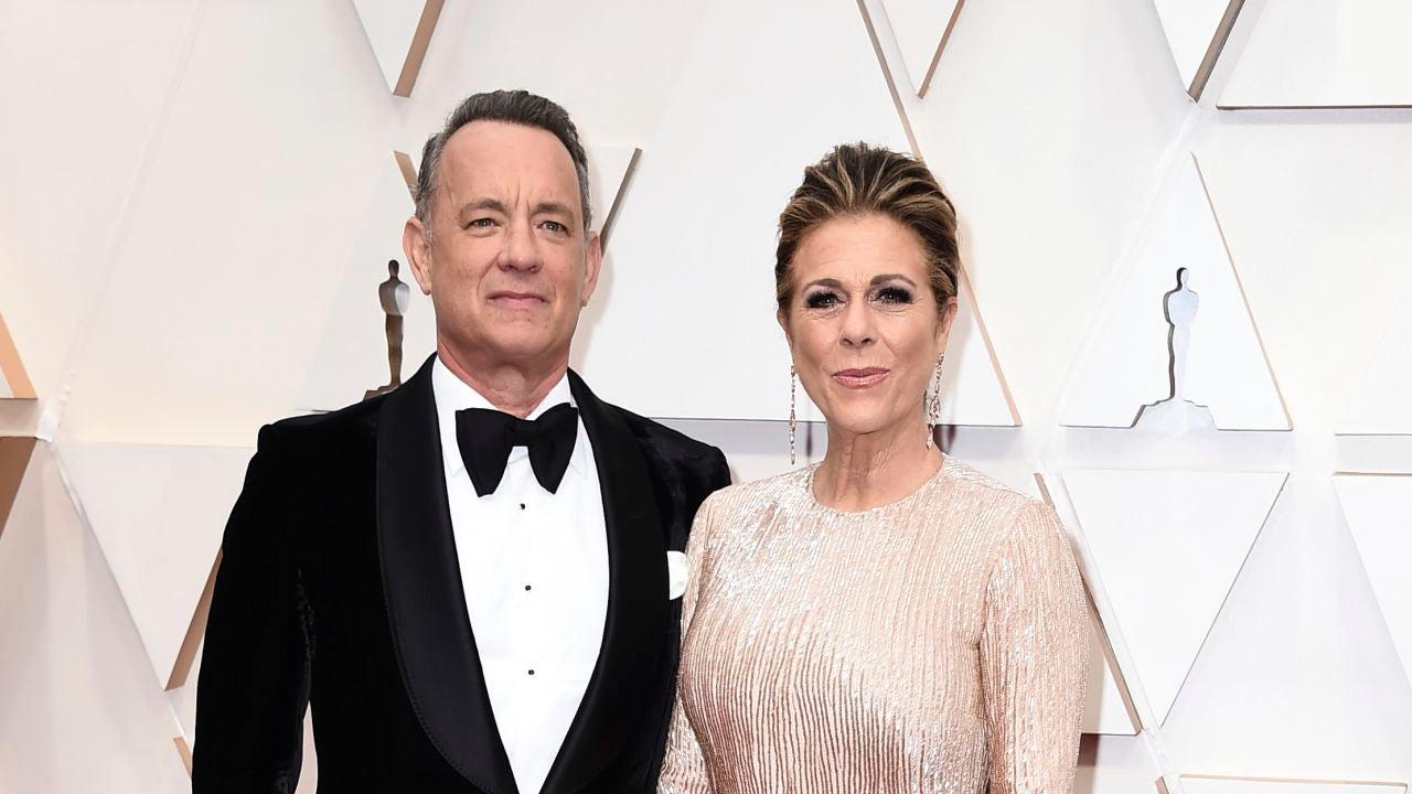 Tom Hanks y Rita Wilson regresan a Los Ángeles tras su aislamiento por dar positivo en coronavirus