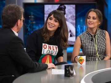 Disfruta de la entrevista al completo a Belén Cuesta y Silvia Alonso en 'El Hormiguero 3.0'