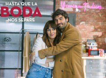 Belén Cuesta y Álex García protagonizan 'Hasta que la boda nos separe'