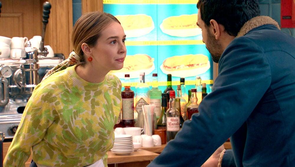 """Luisita, decepcionada con Sebas: """"Eres un traidor"""""""