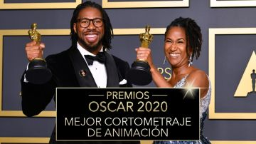 Premios Oscar 2020: Hair Love, mejor cortometraje animado de los Oscar