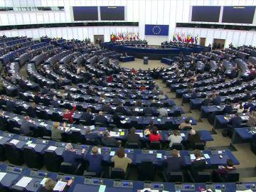 La eurocámara debatirá la presencia de Delcy Roríguez en España