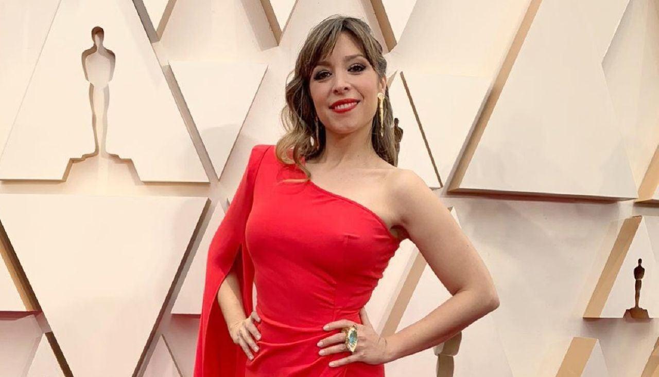 Gisela en los Oscar 2020