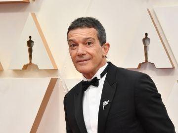 Antonio Banderas en los Oscar