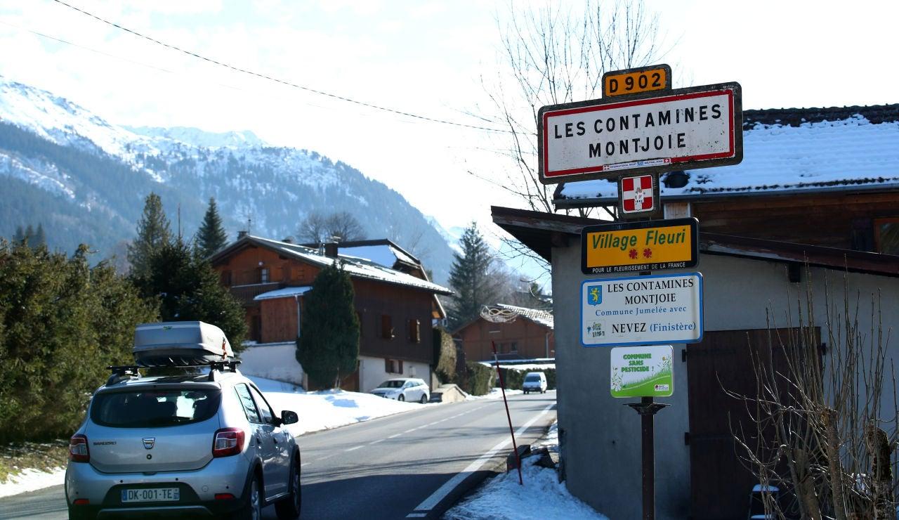 Estación de esquí francesa donde ha habido contagios por coronavirus