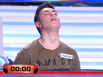 El doloroso fallo para un vasco en una pregunta sobre fútbol en '¡Ahora caigo!'