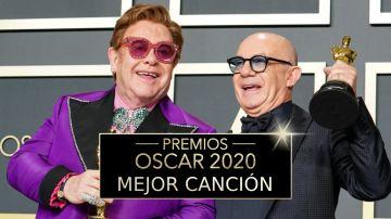 Premios Oscar 2020: 'I'm Gonna Love Me Again', Mejor canción original por 'Rocketman' con Elton John