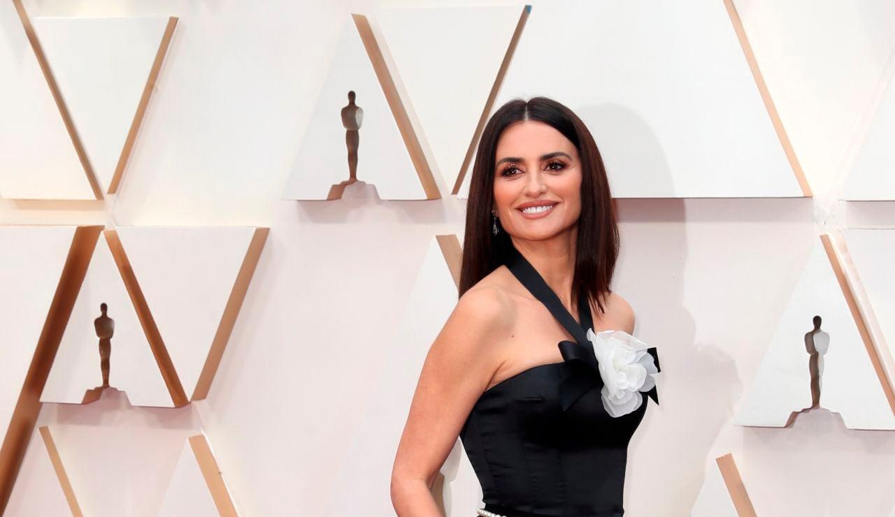La elegancia vintage y minimalista de Penélope Cruz en los Oscar 2020