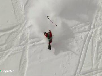 Así es el 'Freeride World Tour', la competición de esquí y snowboard más extrema del mundo