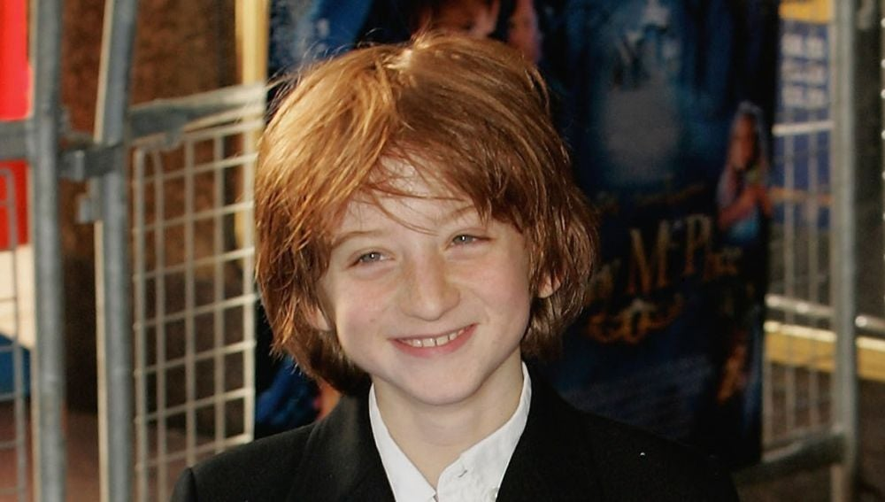 Raphael Coleman, actor de 'La niñera mágica'