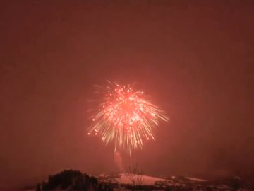 El estado de Colorado se alza con el récord mundial al lanzar el fuego artificial más grande del mundo