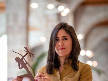 La joven escritora barcelonesa afincada en Madrid Raquel Taranilla
