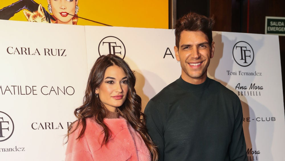 Estela Grande y Diego Matamoros