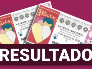 Sorteo extraordinario de San Valentín 2020: Resultado de la Lotería Nacional hoy, sábado 15 de febrero