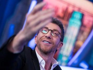Pepa Fernández cumple su promesa a Pablo Motos durante el Día Mundial de la Radio