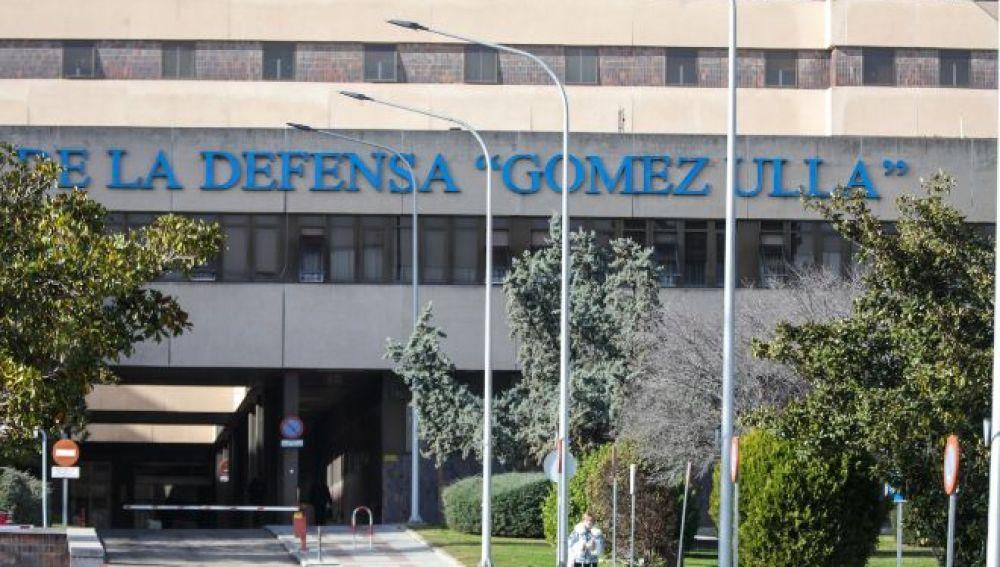 Dani Carmona y el resto de repatriados de Wuhan han sido dados de alta en el Hospital Gómez Ulla
