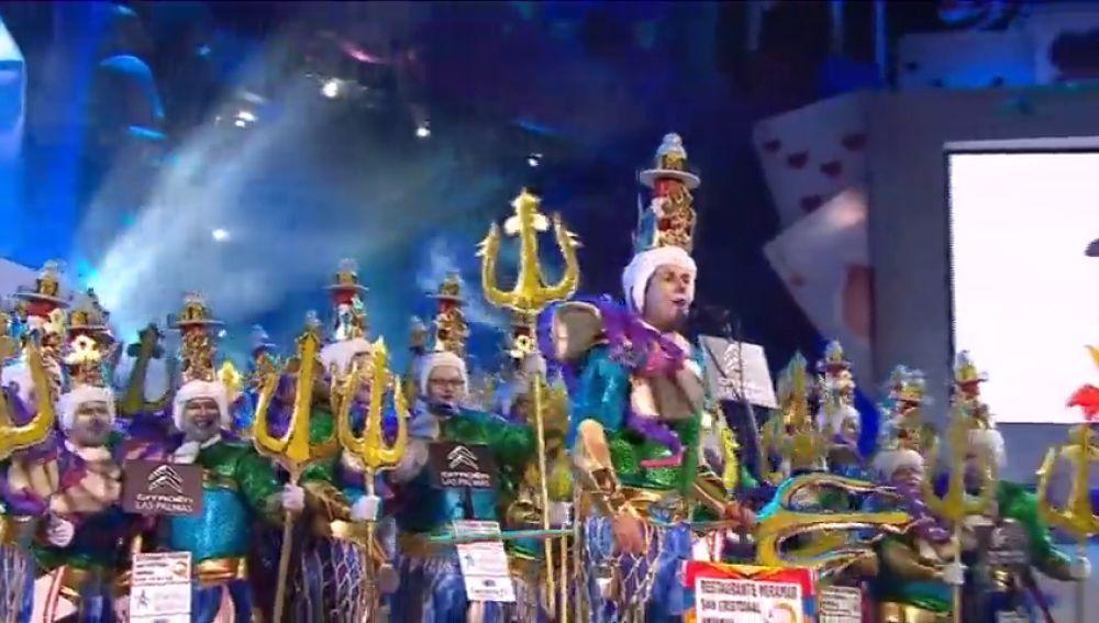 Carnaval de Las Palmas de Gran Canaria 2020: así fue la última fase de las murgas que ya aguardan la final del sábado