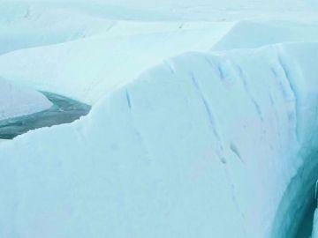 La Ántartida registra una temperatura récord de 18,3 grados