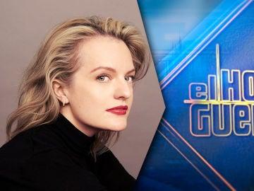 El miércoles 19 de febrero, recibimos a la estrella de Hollywood  Elisabeth Moss en 'El Hormiguero 3.0'