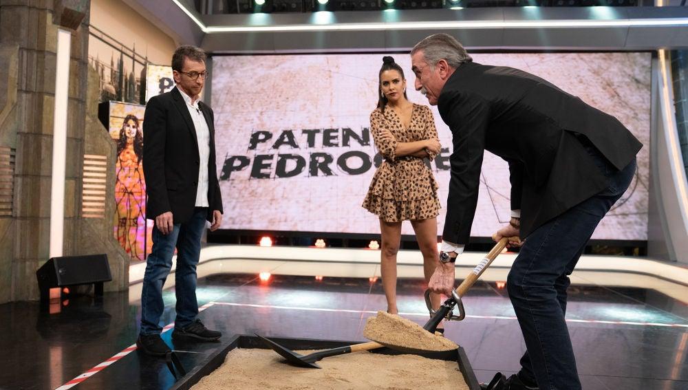 Juan y Medio presenta en 'El Hormiguero 3.0' el gran invento que ha patentado