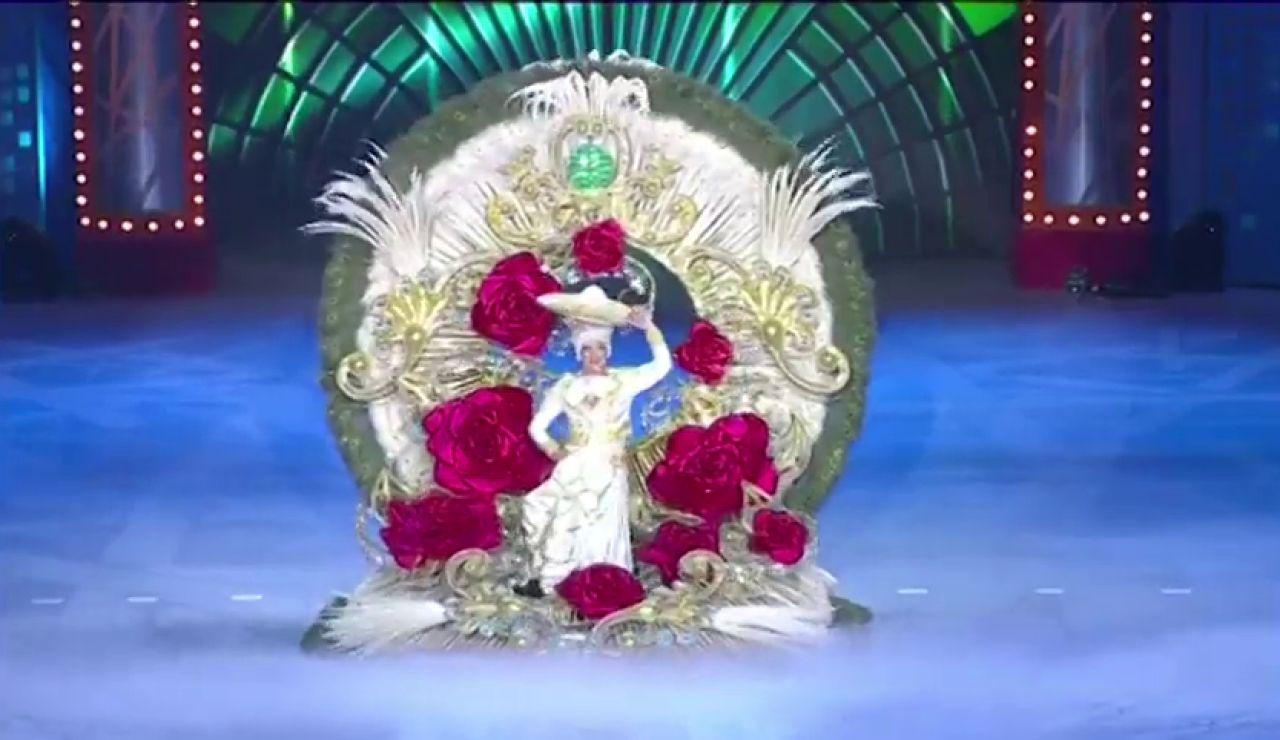 Santa Cruz de Tenerife ya tiene Reina de los Mayores del Carnaval