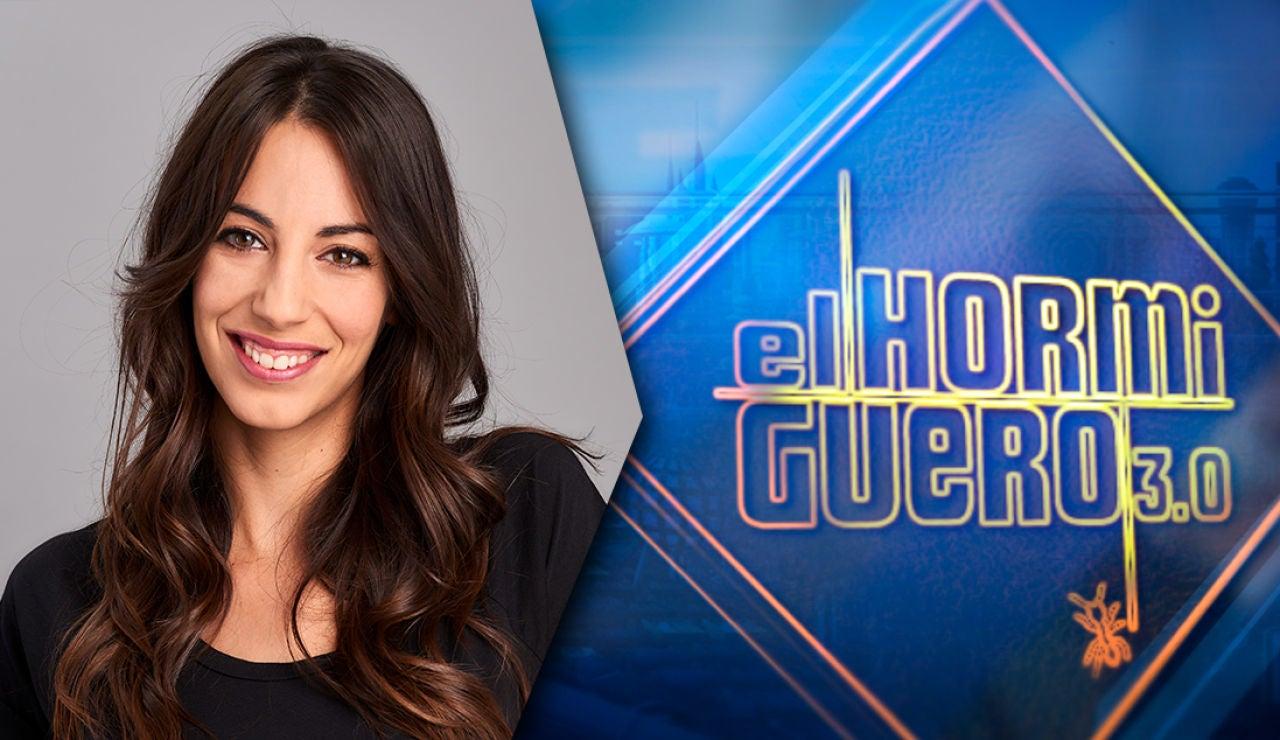 Almudena Cid visita 'El Hormiguero 3.0' el martes 18 de febrero