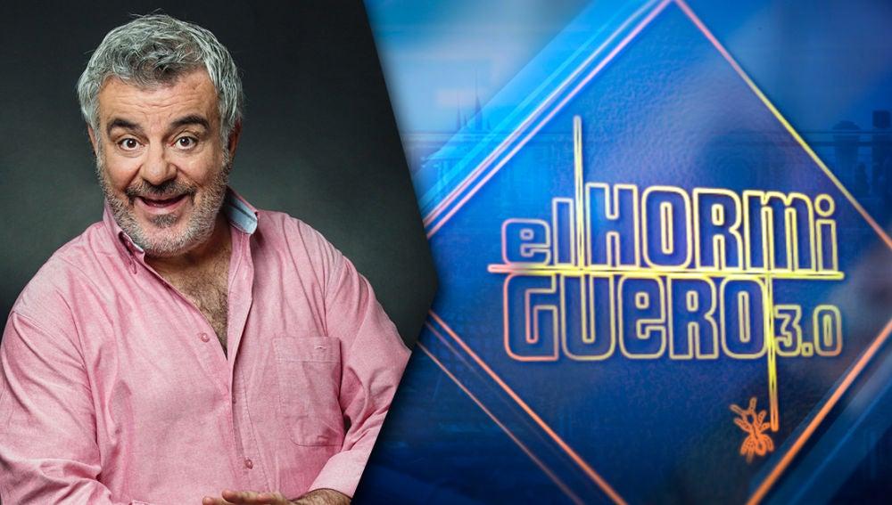 El humorista Millán Salcedo visita 'El Hormiguero 3.0' el jueves 20 de febrero