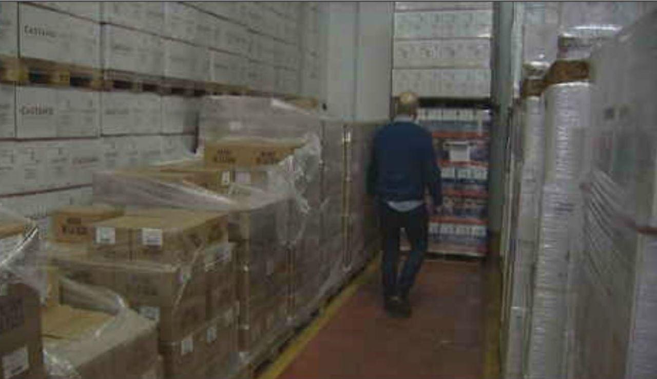 Falta de suministros de China en España