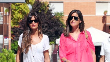 Sara Carbonero e Isabel Jiménez