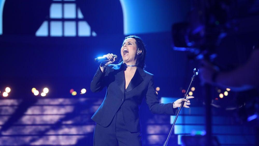 Cristina Ramos emociona con 'Stone Cold 'de Demi Lovato en 'Tu cara me suena'